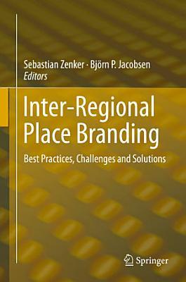 Inter Regional Place Branding