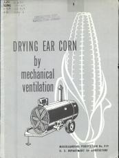 Drying Ear Corn by Mechanical Ventilation