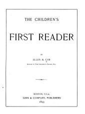 The Children's First Reader