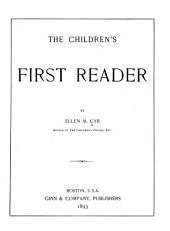 The Children's First Reader