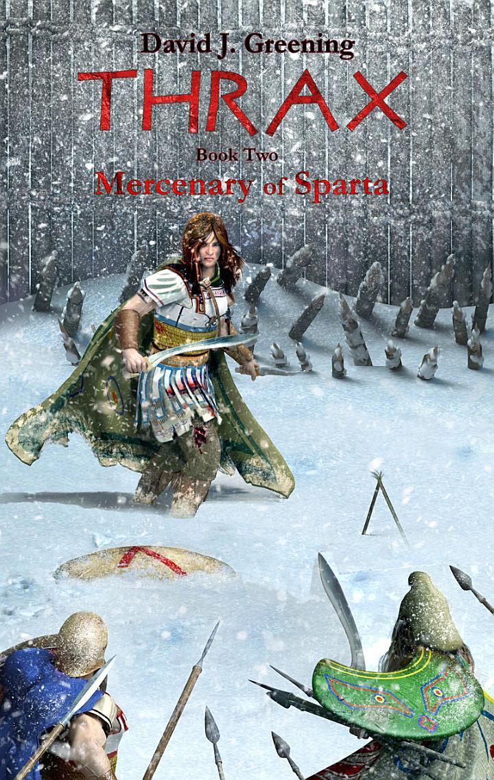 Thrax - Mercenary of Sparta
