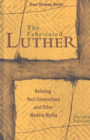 The Fabricated Luther PDF