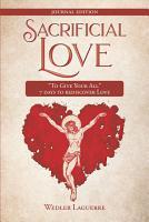 Sacrificial Love PDF