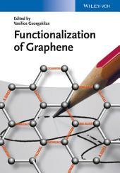 Functionalization of Graphene