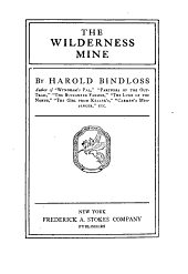 The Wilderness Mine
