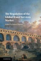 The Regulation of the Global Water Services Market PDF