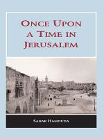 Once Upon a Time in Jerusalem PDF