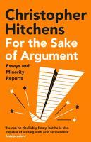 For the Sake of Argument PDF
