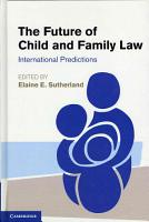 The Future of Child and Family Law PDF