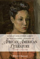 The Wiley Blackwell Anthology of African American Literature  Volume 1