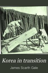 Korea in Transition