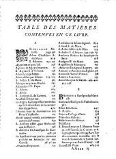 Les vies des Evesques du Mans restituées et corrigées avec plusieurs belles remarques sur la Chronologie