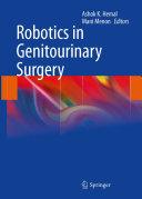 Robotics in Genitourinary Surgery