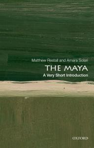 The Maya  a Very Short Introduction PDF