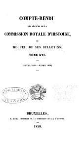 Bulletin: Volume16