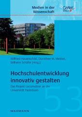 Hochschulentwicklung innovativ gestalten. Das Projekt Locomotion an der Universität Paderborn