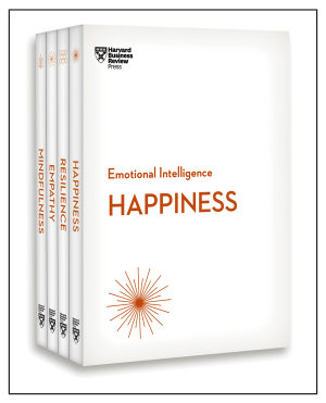 Harvard Business Review Emotional Intelligence Collection  4 Books   HBR Emotional Intelligence Series