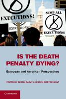Is the Death Penalty Dying  PDF