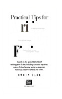 Practical Tips for Writing Popular Fiction PDF