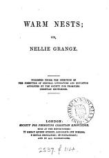 Warm nests  or  Nellie Grange PDF