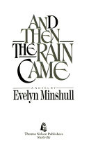 Download And Then the Rain Came Book