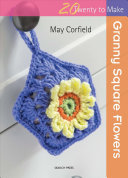 Crocheted Granny Square Flowers