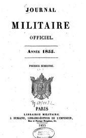 Journal militaire officiel: 1855,1,[1]