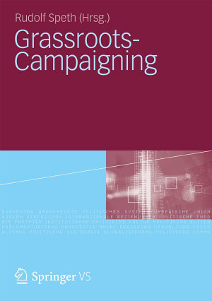 Grassroots Campaigning PDF