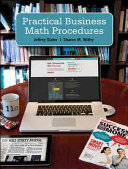 Practical Business Math Procedures with Handbook  Student DVD  and WSJ insert PDF