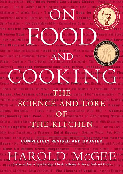 Download On Food and Cooking Book