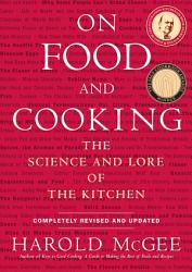 On Food And Cooking Book PDF