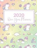 2020 One Year Planner