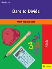 Dare to Divide: Math Worksheets