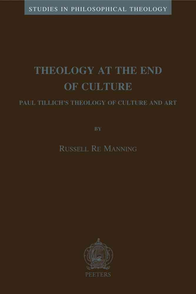 Theology at the End of Culture