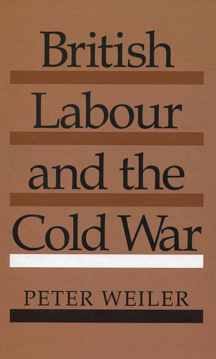 British Labour and the Cold War