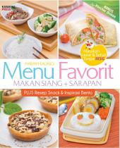MENU FAVORIT MAKAN SIANG + SARAPAN