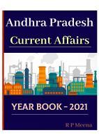 Andhra Pradesh Current Affairs Year Book 2021 PDF