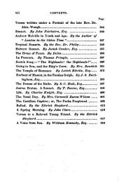 Friendship's offering, or, The Annual remembrancer [afterw.] Friendship's offering, a literary album [afterw.] Friendship's offering; and winter's wreath. (Ed by T.K. Hervey) [and others].