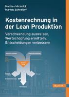 Kostenrechnung in der Lean Produktion PDF