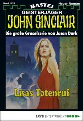 John Sinclair - Folge 1178: Lisas Totenruf