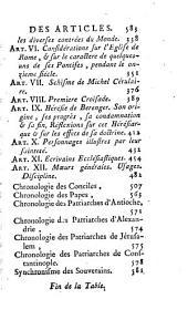 Les siécles chrétiens ou Histoire du christianisme, dans son établissement & ses progrès: Volume2
