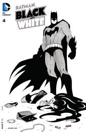 Batman: Black and White (2013- ) #4