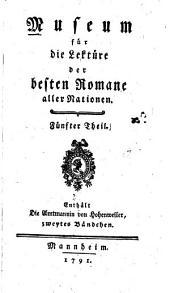 Die Amtmannin von Hohenweiler: Eine wirkliche Geschichte aus Familienpapieren gezogen, Band 2