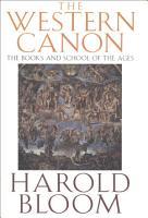 The Western Canon PDF