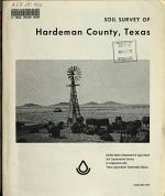 Soil Survey of Hardeman County, Texas