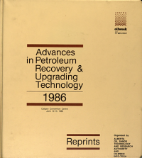 Advances in Petroleum Recovery   Upgrading Technology