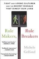 Rule Makers  Rule Breakers PDF