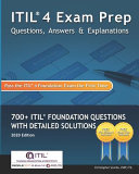 ITIL 4 Exam Prep Questions  Answers   Explanations PDF
