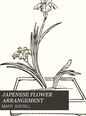 JAPENESE FLOWER ARRANGEMENT