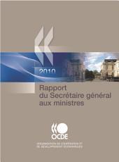 Rapport du Secrétaire général aux ministres 2010